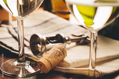 Poster, Tablou Wine - Vino
