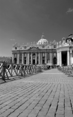 Vatican City Architecture