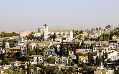 El Albaicin, Granada