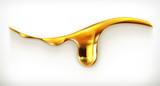 Drop, vector design element - 82380178