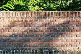 Muro con pietre a vista