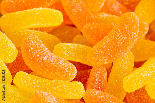 Sweet jelly candies - 82381525