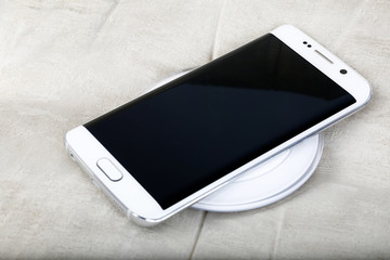 Shot of New Samsung S6 Edge