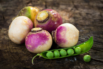 Root-Tuber vegetables