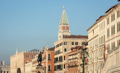 san marco bell tower