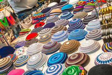Kippah collection