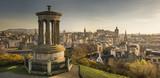 Edinburgh skyline poster