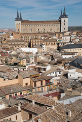 Imperial City of Toledo. Spain