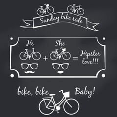 bike bike baby!