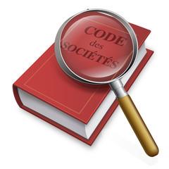 Code des sociétés à la loupe