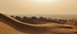 cars in desert - 82402307