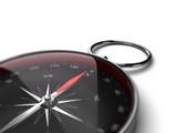 Compass, Decision Help Concept