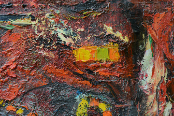 Abstract On Wood