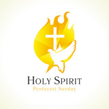 Holy Spirit logo - 82406117