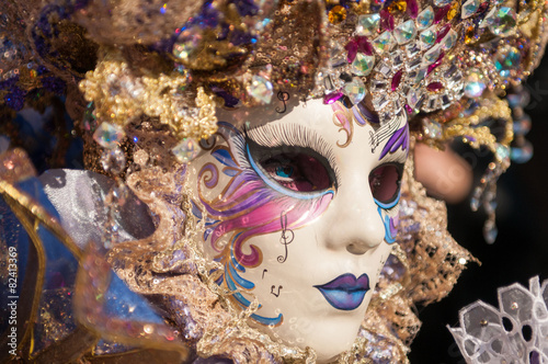 Fototapeta Carnevale a Venezia