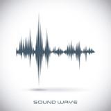Fototapety Sound design.