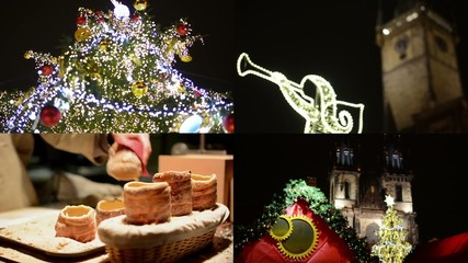 COMMERCIAL MONTAGE - christmas markets - details