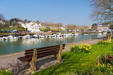 Kingsbridge Devon England