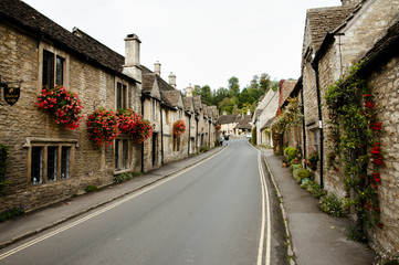Castle Combe - England