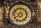 Prague Astronomical Clock or the Prague Orloj.