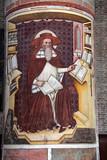 San Gerolamo; affresco, chiesa di San Nicolò, Treviso