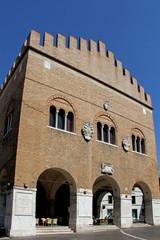 Treviso; palazzo dei Trecento