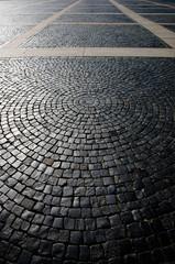 Cobble Circular Pattern