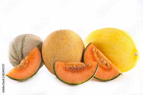 fresh melon © M.studio