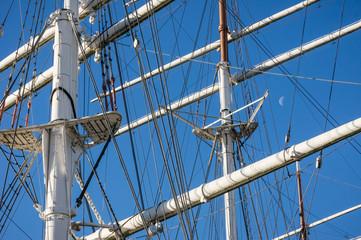 Ship masts