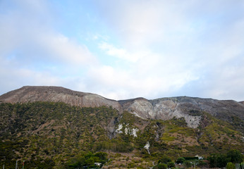 island of Volcano - Sicily