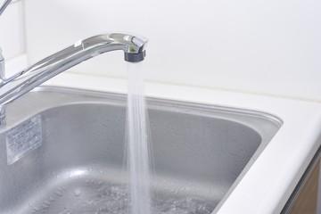 台所の水道