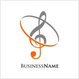 music logo icon vector - 82461305
