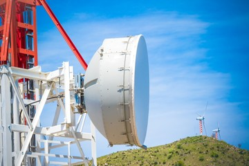 telecommunication mobile phone communication repeater antenna
