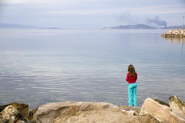 Çocuk ve Deniz
