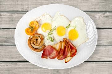 Breakfast. Big Breakfast