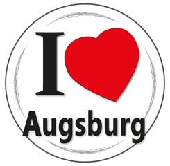 I love Augsburg