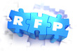 RFP - Abbreviation on Blue Puzzles.