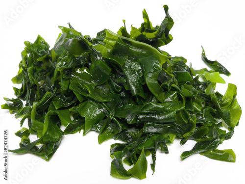 Foto op Plexiglas Water planten Wakame