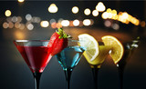 Fototapety cocktails