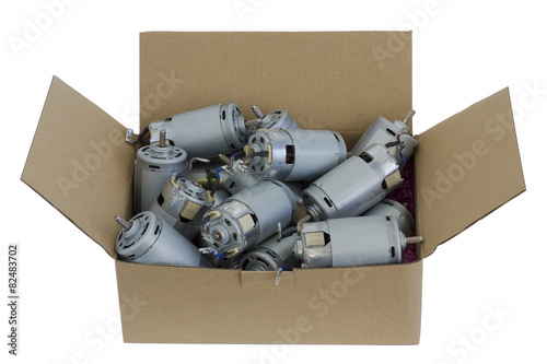 Packing for your electric motors - 82483702