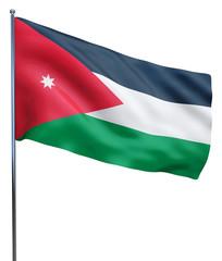 Jordan Flag Image