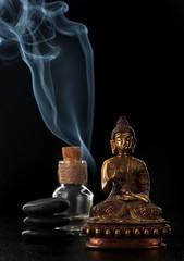 Aromatherapy, meditation and spa.