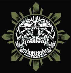 Sun Skull