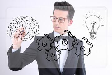 construir ideas creativas