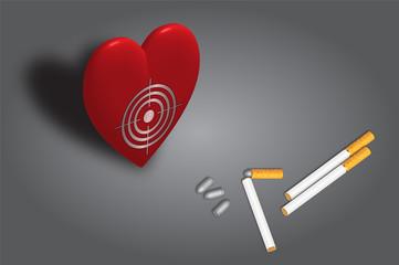 Fumo - Salute nel mirino