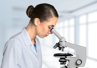 Microscope. Research and Development