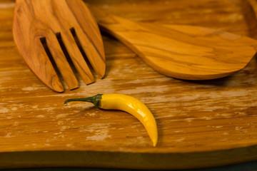 желтый острый перец