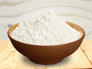 Flour. Flour