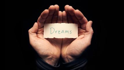 Dreams Concept.