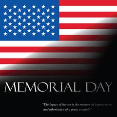 Memorial Day, vector
